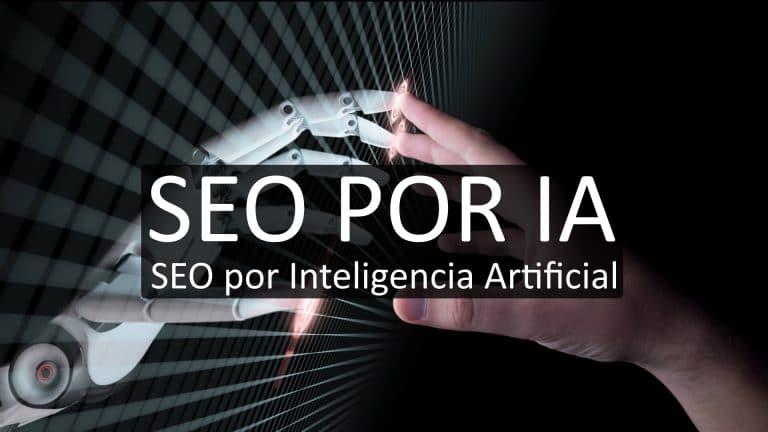 Cómo generar contenidos SEO con Inteligencia Artificial