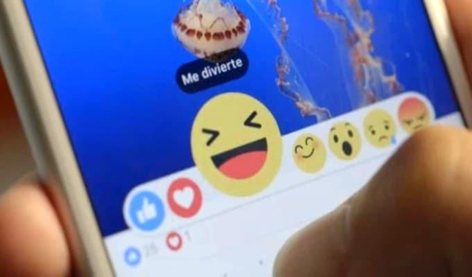 """El nuevo sonido del """"Me Divierte"""" de Facebook"""